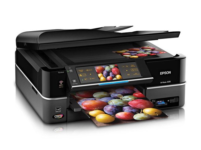 Read more about the article My EPSON printer won't print and has ink