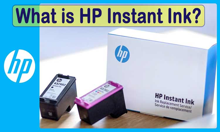 Read more about the article What is HP Instant Ink?